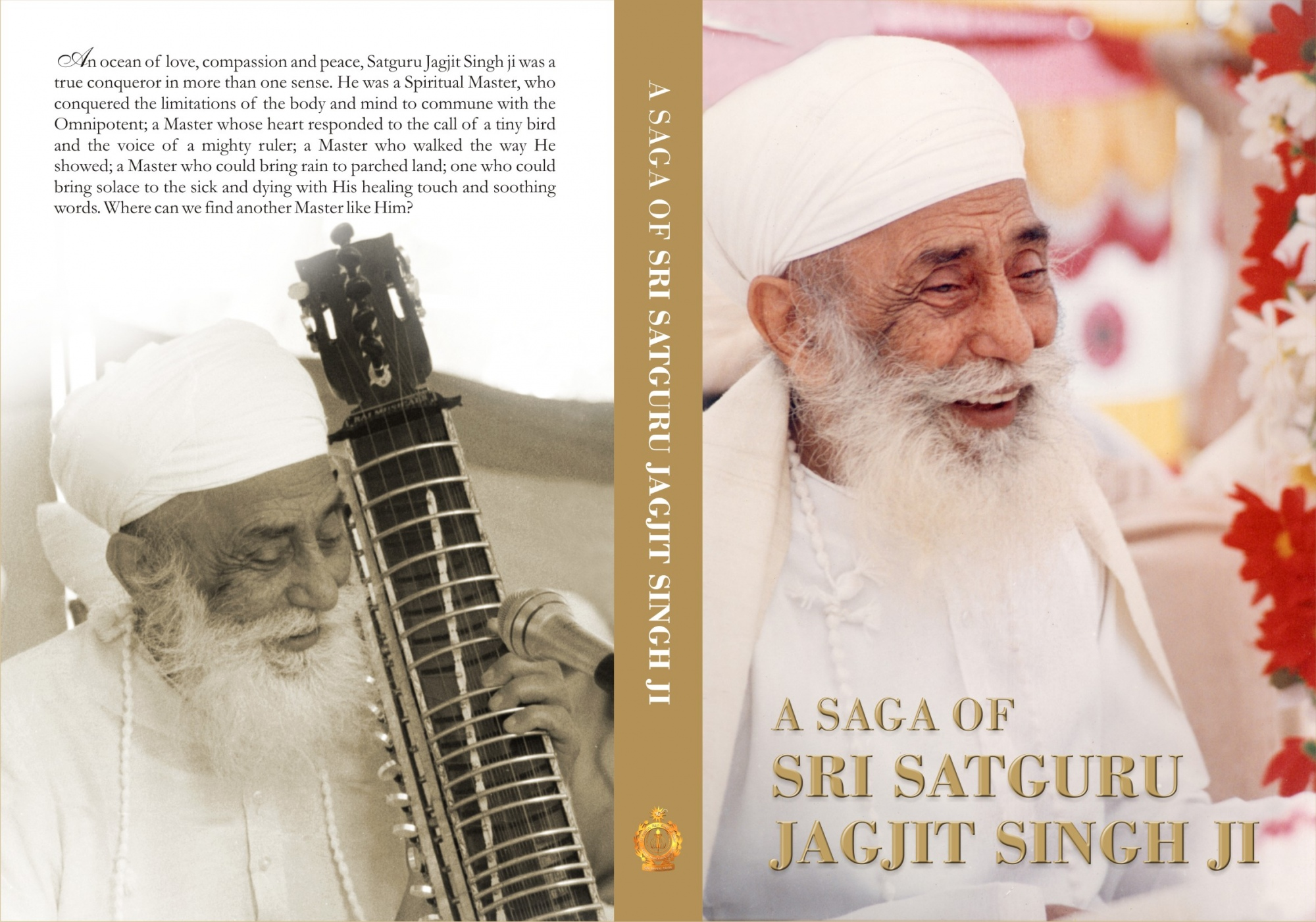 Ebook - A Saga of Sri Satguru Jagjit Singh Ji