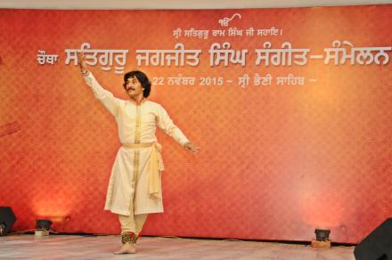 4th Satguru Jagjit Singh Sangeet Sammelan 2015