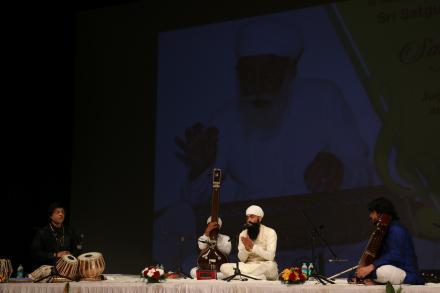 Satguru Jagjit Singh Sangeeth Sammelan, Bangalore 2016