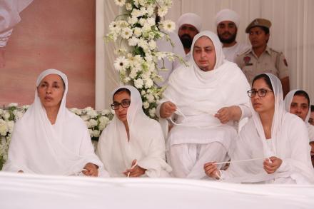 Mata Chand Kaur ji's Bhog
