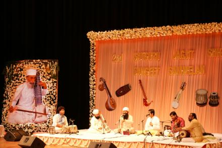 2nd Satguru Jagjit Singh Sangeet Sammelan, Delhi 23 April 2017