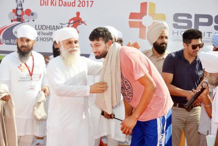 Dil Ki Daud 2017, SPS Hospitals
