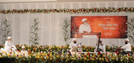3rd Sri Satguru Jagjit Singh Ji Sangeet Sanmelan 8-9 November, 2014