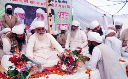 Mela at Taran Taaran in the memory of  Baba Naina Singh Ji & Suba Bibi Hukami Ji on 29 January 2015