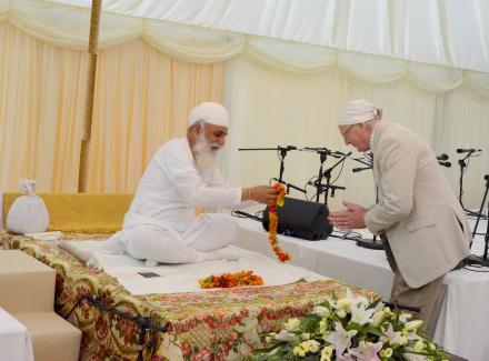 Program in the memory of Sri Mata Chand Kaur Ji - August 2016
