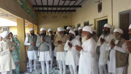 Bhog ceremony of Mata Pyar Kaur ji 28-11-2014