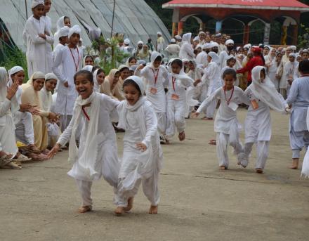 """""""Vidyak Sammellan 2015"""" at Mandi, Himachal Pradesh."""