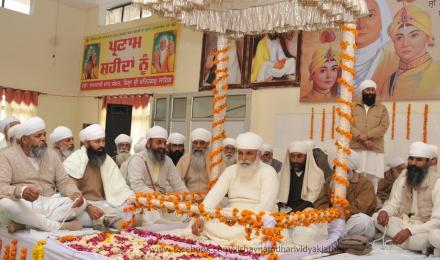 Shaheedi jor mela fatehgarh sahib