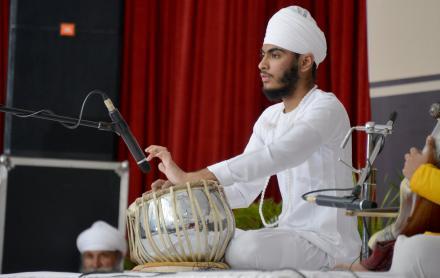 Harnam singh namdhari | Tabla Solo | Satguru Jagjit Singh Sangeet Sammelan 2019