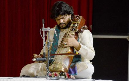 Ustad Murad Ali khan | Satguru Jagjit Singh Sangeet Sammelan 2019