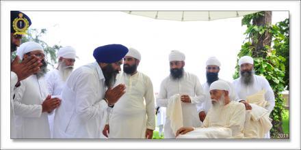 Sri Satguru Ji - 7/31/2011