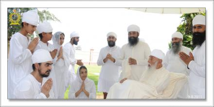 Sri Satguru Ji (9-aug-2011)