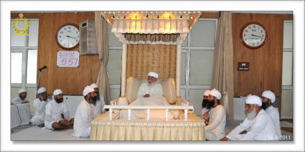 Sri Satguru Ji (16-aug-2011)