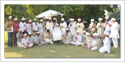 Sri Satguru Ji (13-dec-2011)