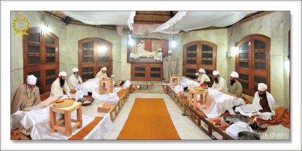 Akhand Path (26-dec-2011)