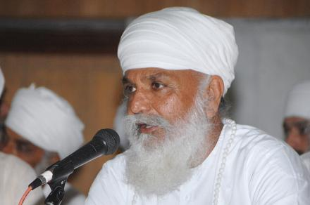 Sri Satguru Uday Singh Ji (9-june-2013) @ Partap Mandir a