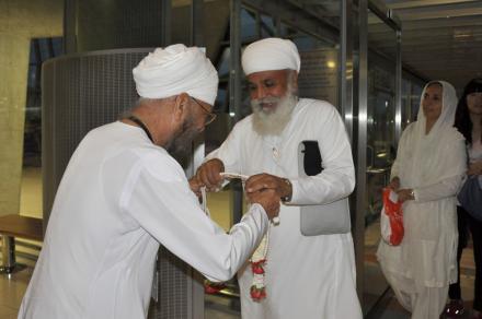 Sri Satguru Uday Singh Ji (22-june-2013) 1st Visit @ Bangkok_a
