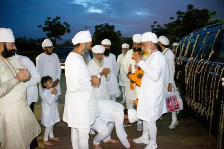 Sri Satguru Uday Singh Ji (27-aug-2013) @ Dubai-1