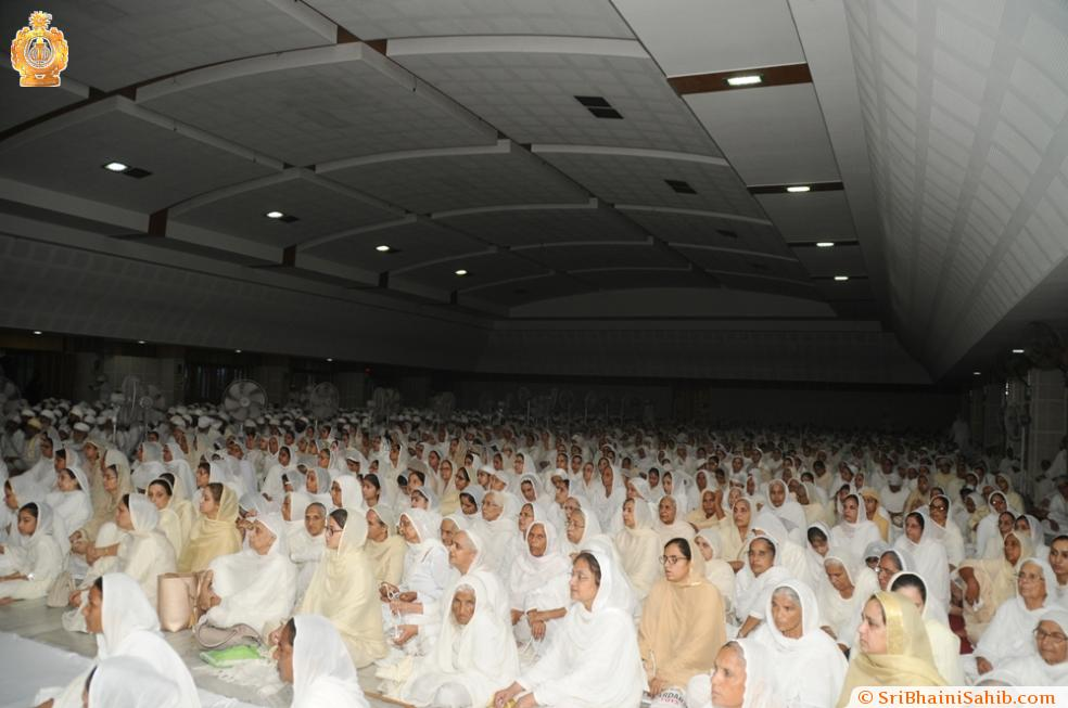 Jap Paryog, 17 September 2017, Sri Bhaini Sahib