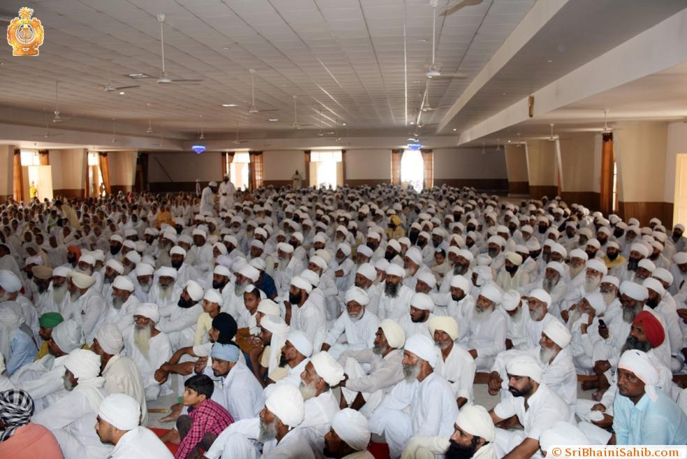 Sri Jivan Nagar daura on 07-06-2016.