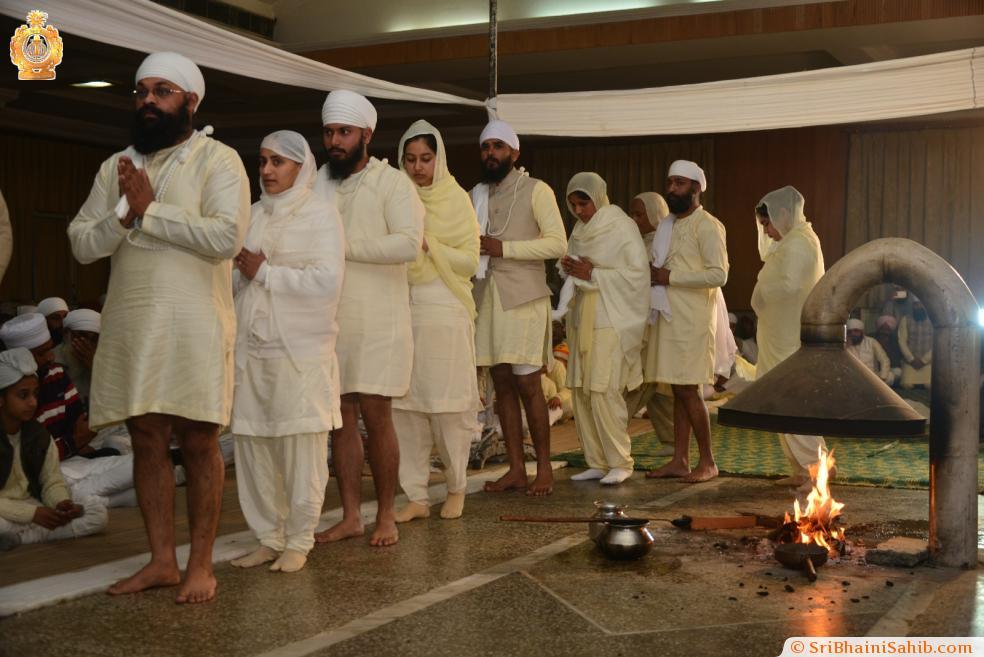Basant panchami mela 22 January 2018, Sri bhaini sahib