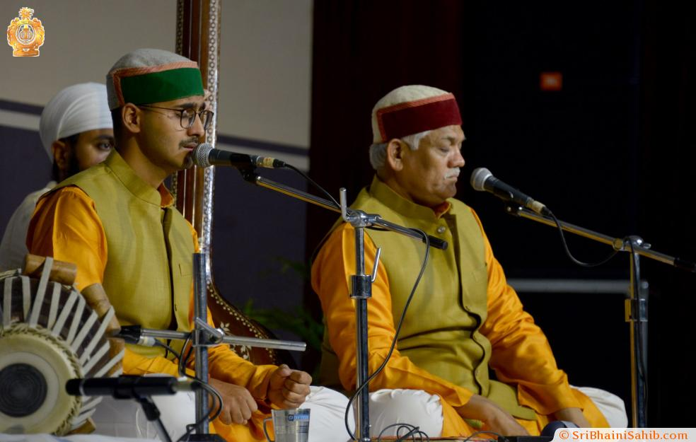 Gundecha brothers | Dhrupad recital | Satguru Jagjit Singh Sangeet Sammelan 2019