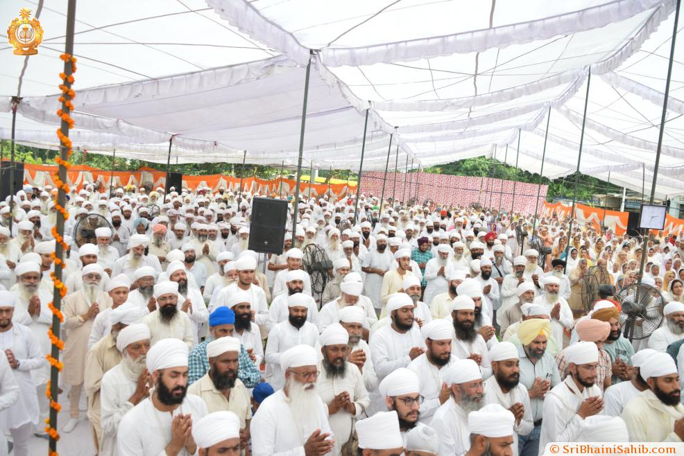 Amritsar Shaheedi mela, 15 September 2018