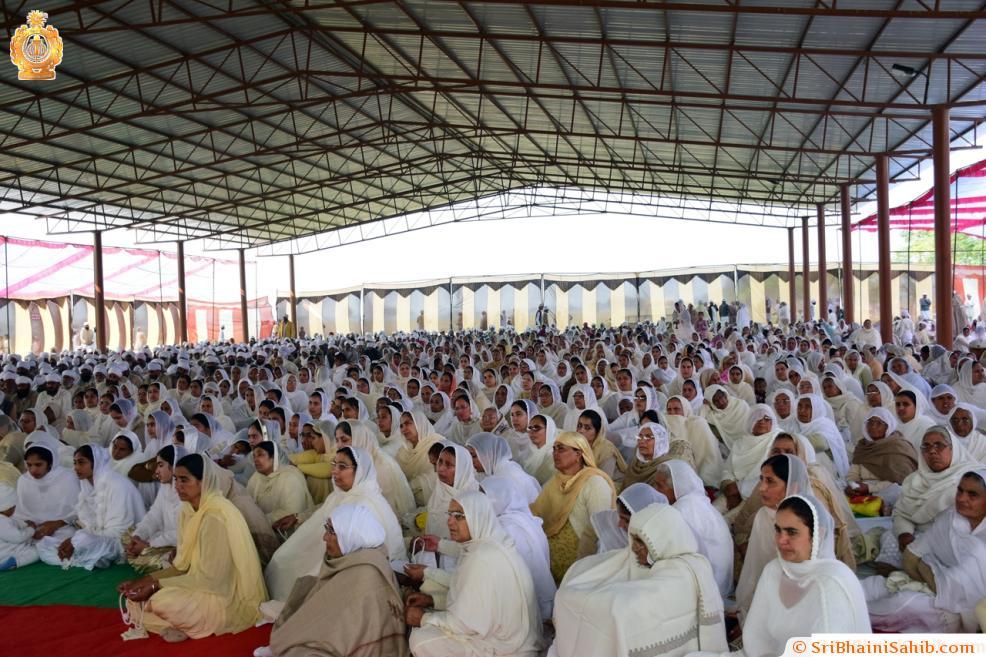 Samriti Samagam dedicated to Sri Satguru Jagjit Singh Ji at Mastaangarh, 23 & 24 December 2015.