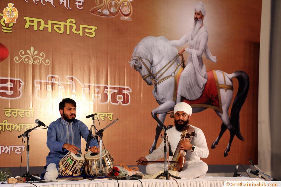 Basant Panchami Sangeet Sammelan 5 Feb 2017, Ludhiana