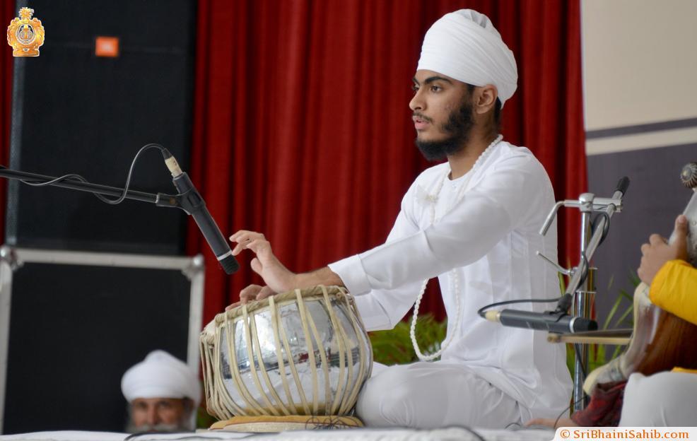 Harnam singh namdhari   Tabla Solo   Satguru Jagjit Singh Sangeet Sammelan 2019