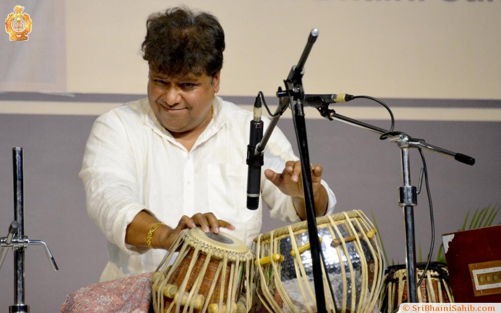 Pt. Shubhankar banerjee | Tabla recital | Satguru Jagjit Singh Sangeet Sammelan 2019