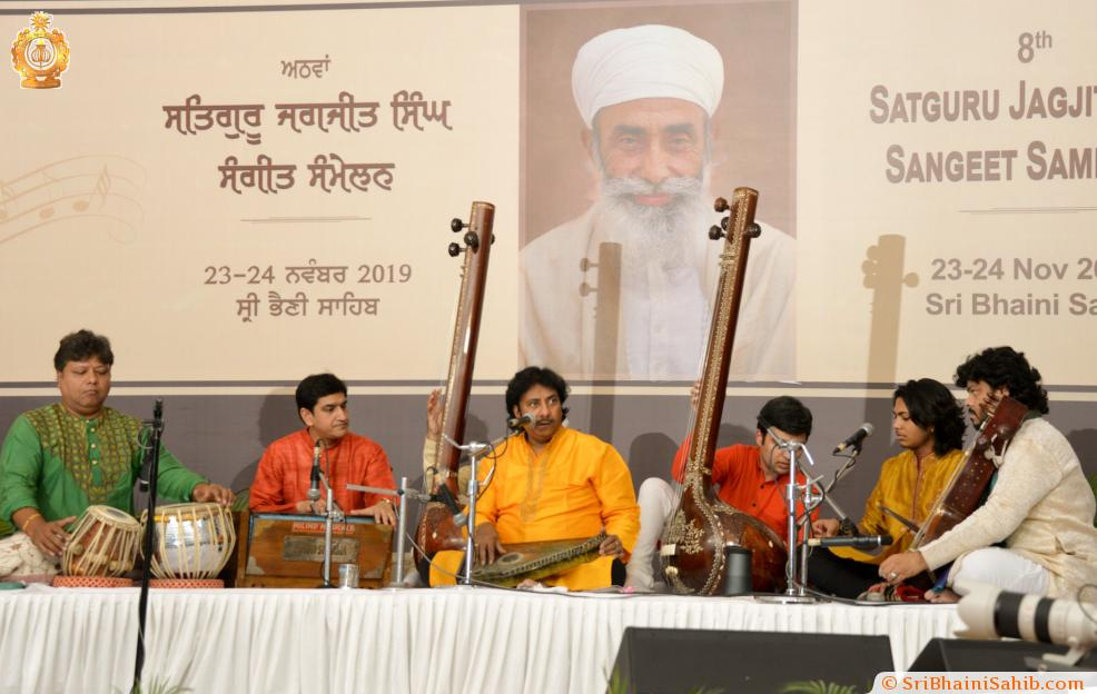 Ustad Rashid Khan | Satguru Jagjit Singh Sangeet Sammelan 2019