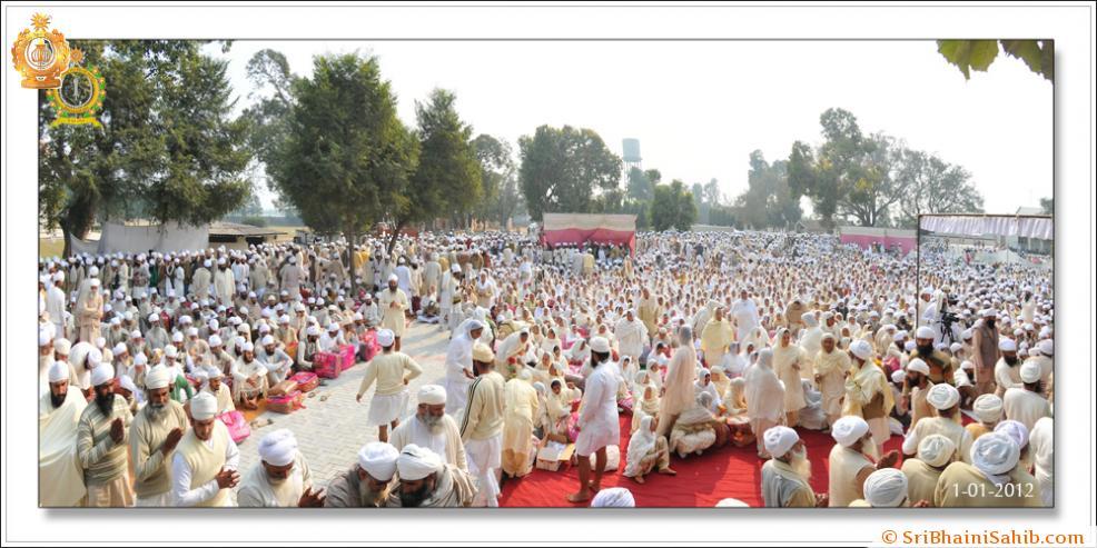 Sadh Sangat (1-jan-2012)