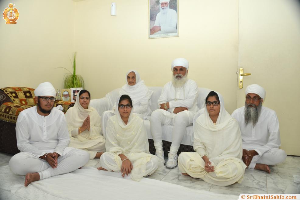 Sri Satguru Uday Singh Ji (28-aug-2013) @ Dubai