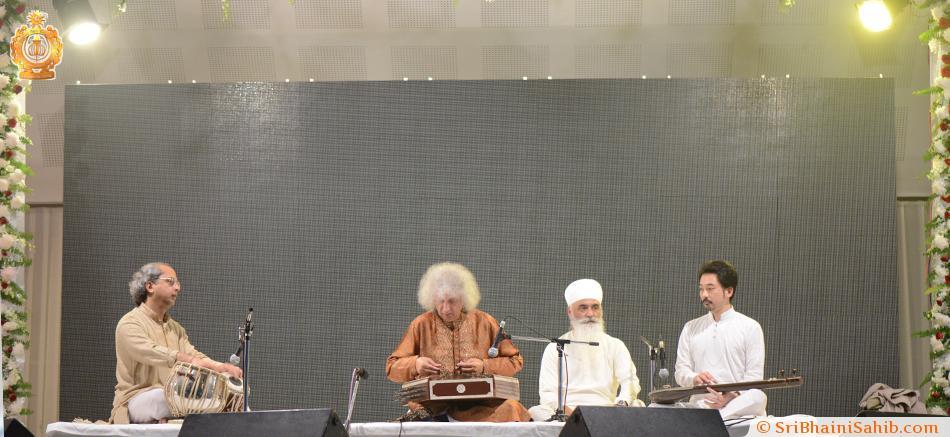 1st ਸਤਿਗੁਰੂ ਜਗਜੀਤ ਸਿੰਘ ਸੰਗੀਤ ਸੰਮੇਲਨ 2013