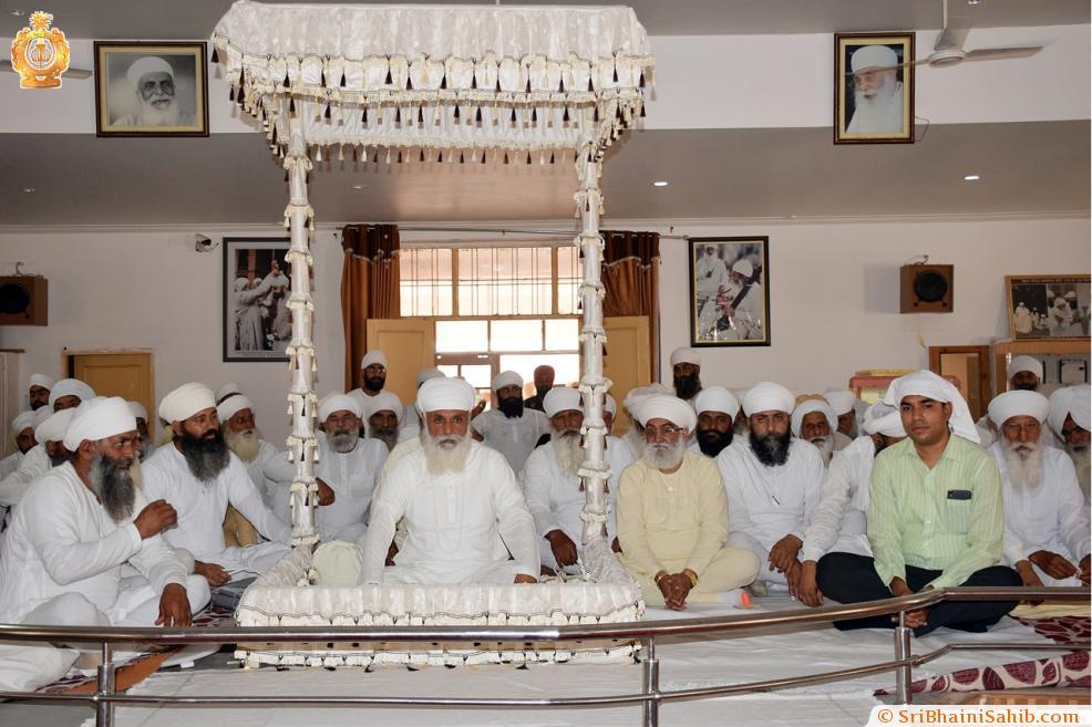 Sri Jivan Nagar daura on 07-06-2016