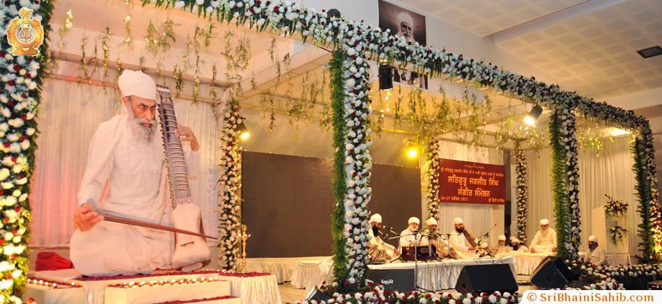 1st Satguru Jagjit Singh Sangeet Sammelan november 2013
